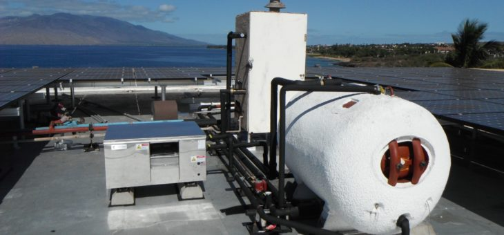 Maintaining your Solar Water Heating System